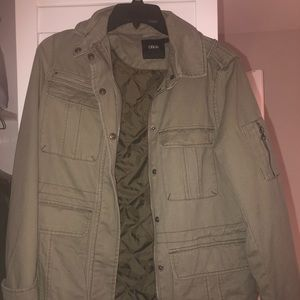 ASOS new no tags military jacket size 2 women's